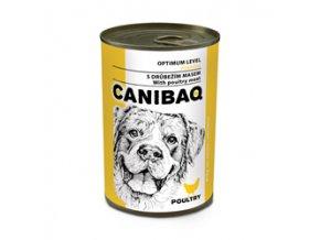 Canibaq Classic konz pes drůbeží 415g