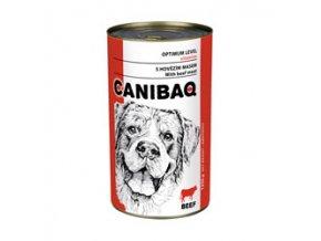 Canibaq Classic konz pes hovězí 1250g
