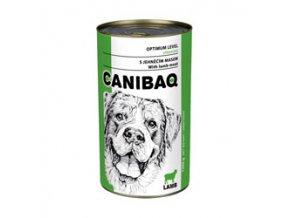 Canibaq Classic konz pes jehněčí 1250g