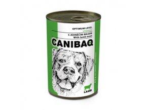 Canibaq Classic konz pes jehněčí 415g