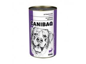 Canibaq Classic konz pes zvěřina 1250g