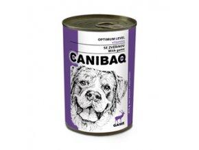 Canibaq Classic konz pes zvěřina 415g