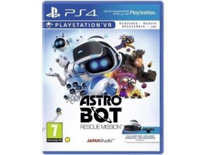 HRA SONY PS4 ASTRO BOT VR