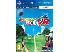 HRA SONY PS4 Everybody's Golf VR