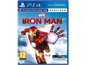 HRA SONY PS4 Marvel's Iron Man VR