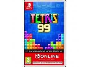 HRA SWITCH Tetris 99 + NSO