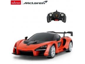 Rastar R/C auto McLaren Senna