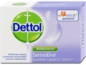 Dettol mýdlo 100g Sensitive