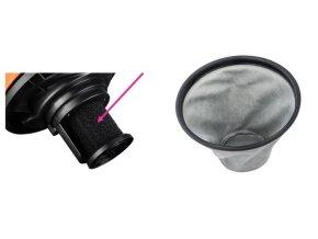 ECG VM 2120 filtr
