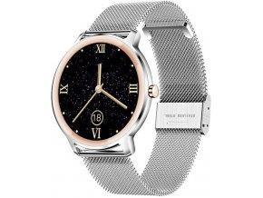Deveroux Smartwatch R18 Silver
