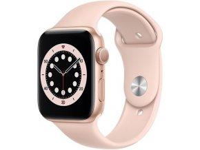 Apple Watch S6 44mm Gold/Pink SportB