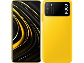POCO M3 4/64GB žlutá