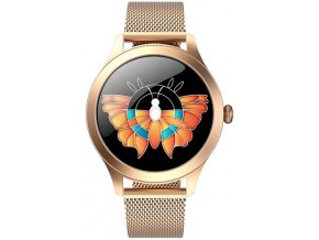 Deveroux Smartwatch KW10PRO Gold