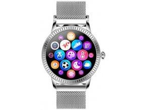 Deveroux Smartwatch CF18 Silver