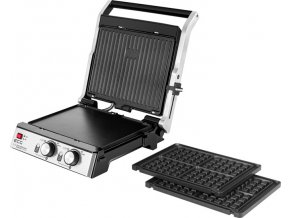 ECG KG 2033 Duo Grill & Waffle