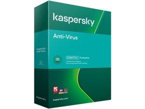 KASPERSKY Anti-Virus - 1 zařízení