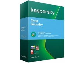 KASPERSKY Total Security - 1 zařízení