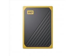 WD My Passport GO 1TB SSD Yellow