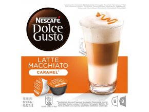 Nescafé Dolce Gusto CARAMEL LATTE 16Cap