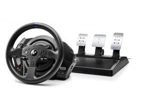 Thrustmaster volant T300 RS a pedál T3PA