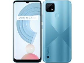 Realme C21 NFC 4+64GB Cross Blue