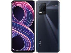 Realme 8 5G 4+64GB Supersonic Black