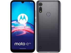 MOTOROLA Moto E6i 2+32GB Meteor Grey