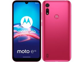 MOTOROLA Moto E6i 2+32GB Rosa