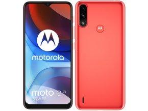 MOTOROLA Moto E7i Power 2+32GB Coral Red
