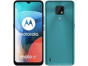 MOTOROLA Moto E7 2+32GB Aqua Blue