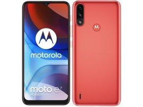 MOTOROLA Moto E7 Power 4+64GB Oxy Red
