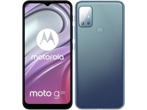 MOTOROLA Moto G20 NFC 4+64GB Breeze Blue