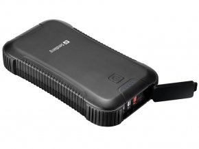 Sandberg PWB USB-C PD 45W, 30000mAh BK