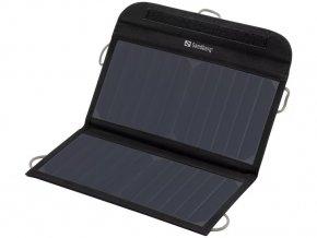 Sandberg Solar PWB 13W 2xUSB, BK