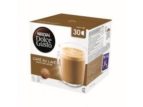 Nescafé Dolce Gusto CAFE AU LAIT 30Cap