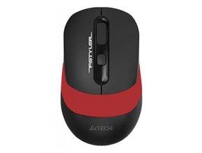 A4tech FG10, FSTYLER bezdrátová myš, čer