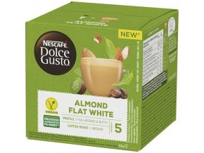 Nescafé Dolce Gusto Almond Flat White 12