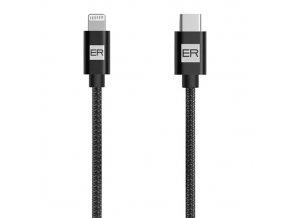 ER PW USB-C/Lightning 1,2m ERPWCL120BK
