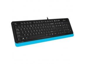 A4tech FK10 FSTYLER klávesnice CZ/US