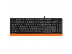 A4tech FK10 FSTYLER  klávesnice CZ/US,