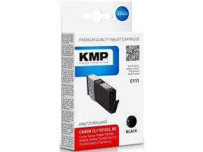 KMP C111 (CLI-581XXL BK)