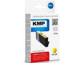 KMP C114 (CLI-581XXL Y)