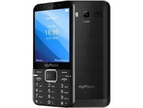 myPhone Up černý