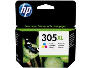 HP 305XL Tri-color, 3YM63AE