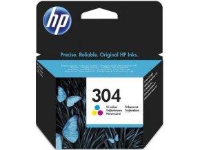 HP 304 Tri-color, N9K05AE