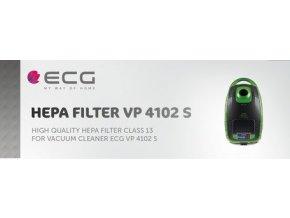 ECG VP 4102 S HEPA filtr