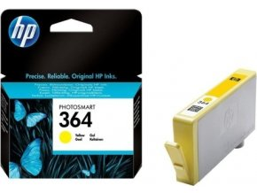 HP 364 Yellow, CB320EE