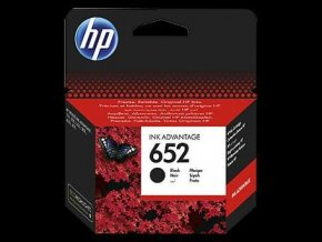HP 652 Black, F6V25AE