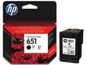 HP 651 Black, C2P10AE