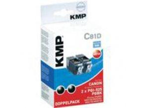 KMP C81 (PGI-525BK)